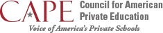 Council for American Private Education Logo